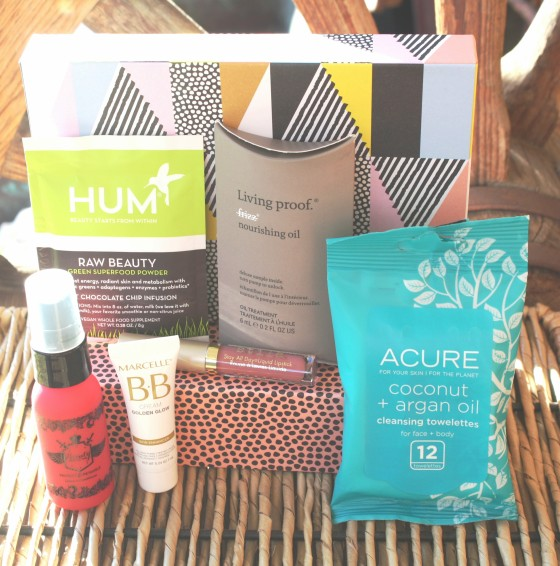 Birchbox August 2016 Edition Featured Products