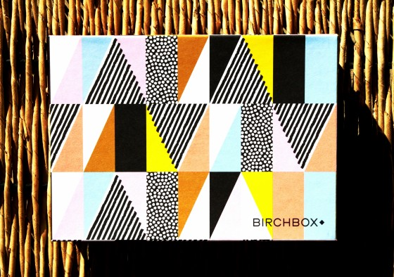 Birchbox August 2016 Edition
