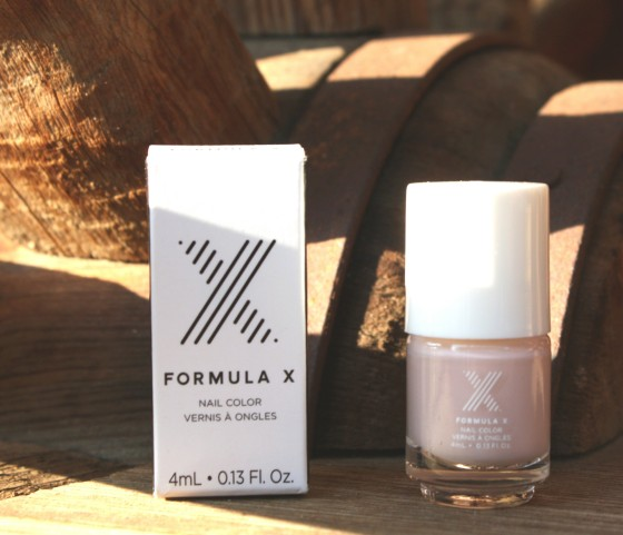 Ipsy August 2016 Bag Formula X Dollface Nail Polish