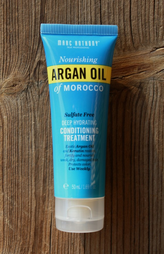 Ipsy August 2016 Bag Marc Anthony Nourishing Argan Oil Of Morocco Sulfate Free Deep Hydrating Conditioning Treatment