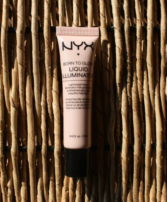 Ipsy August 2016 Bag NYX Born To Glow Liquid Illuminator