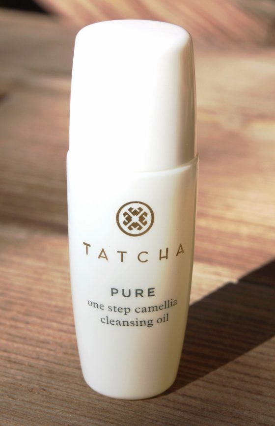 ipsy-october-2016-bag-review-tatcha-pure-one-step-camellia-cleansing-oil