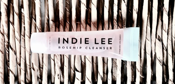 ipsy-review-february-2017-indie-lee-rosehip-cleanser